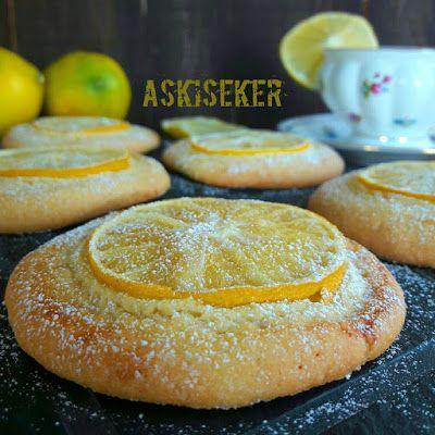 Limon Dilimli Kurabiiye Fox tv memet özerle mutfakta yaptığım lezzetli kolay kurabiye