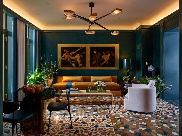 step inside the 2016 kips bay decorator show house - Room Decorator