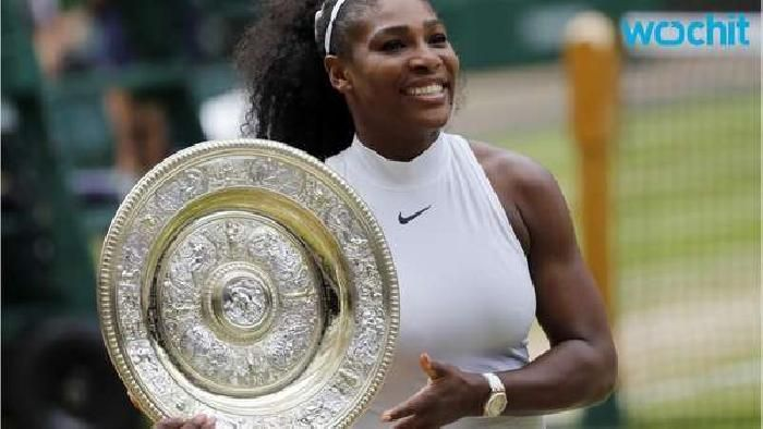 Serena Williams record | Serena Williams Ties Record With Wimbledon Win - One…