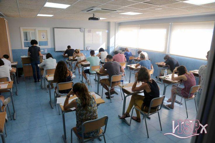 Nueva #OpenSession en #ColegiosISP. El 25 de Junio se celebraron exámenes de #CambridgeESOL correspondientes al nivel B2.