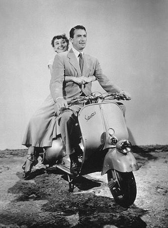 Roman Holiday - Classic. Romantic - Just like Audrey Hepburn