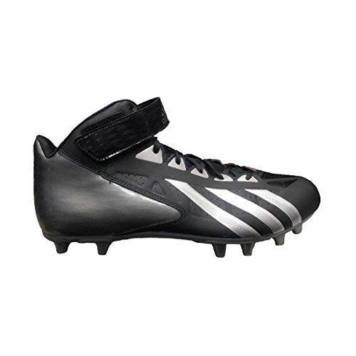 adidas Men's Filthyquick Hi Wide Football Cleats (13 M US...