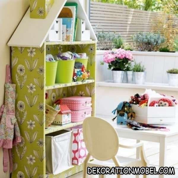 Kinderzimmer Regal Tapezieren Bekleben Stoff Farbe Folie Regal Kinderzimmer Schlafzimmer Aufbewahrung Aufbewahrungslosungen Furs Kinderzimmer