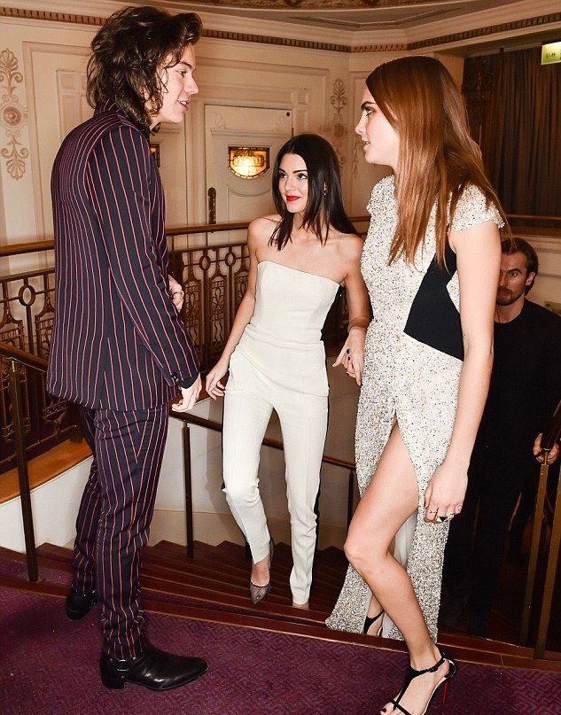 Harry Styles Kendall Jenner