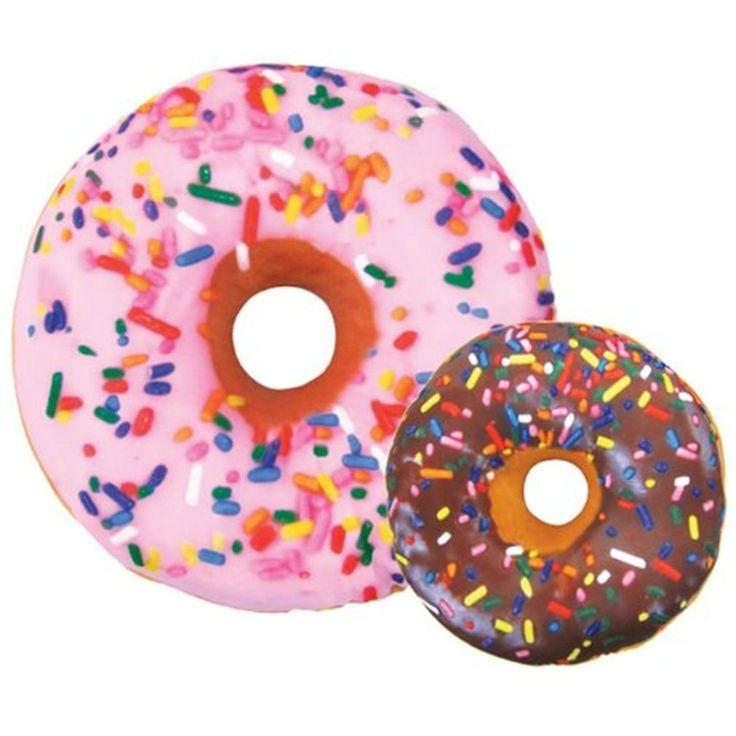 iScream Sweet Treats Donut Microbead Pillow