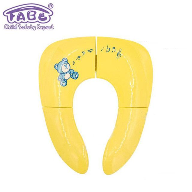 2017 Portable Children Pot kids baby Toilet seat Warm Soft skin Potty Chair Pad Cushion Baby Training Toilet Urinal Children