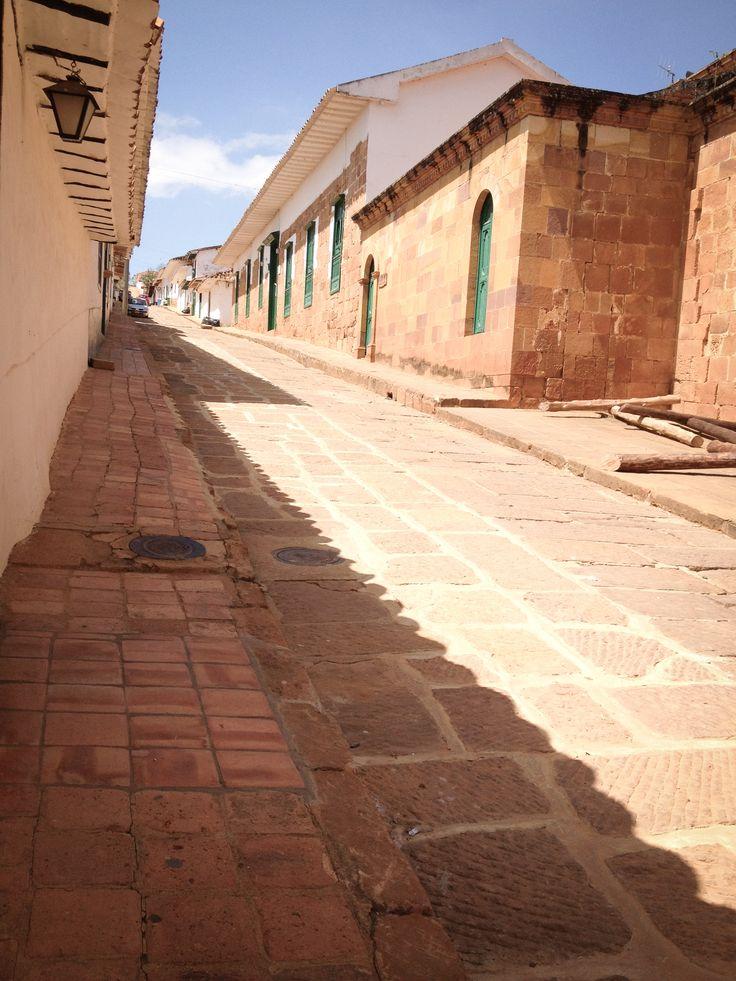 Barichara…el pueblo más lindo de Colombia