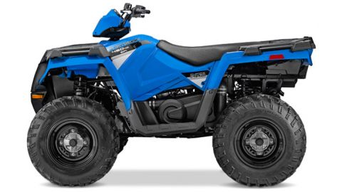 #Polaris #Sportsman 450 Velocity Blue #Quad #Bikes |  Adventure Powersports  Sale Price:$9,195.00  https://goo.gl/RxzgTn  #polaris_quad_bikes_for_sale, #polaris_quad_bike_parts, #quad_bike_accessories_Auckland