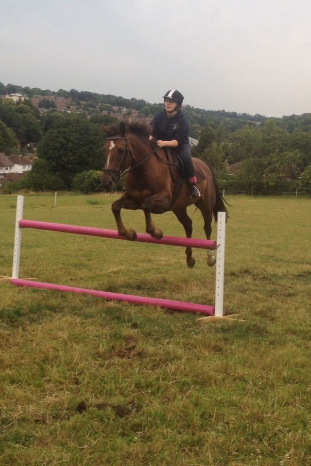 Jumping yesterday