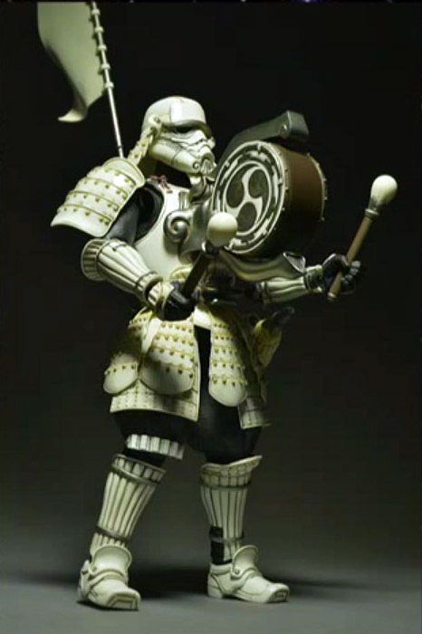 """TOYSREVIL: More Star Wars characters in the """"Movie Realization"""" series from Bandai"""