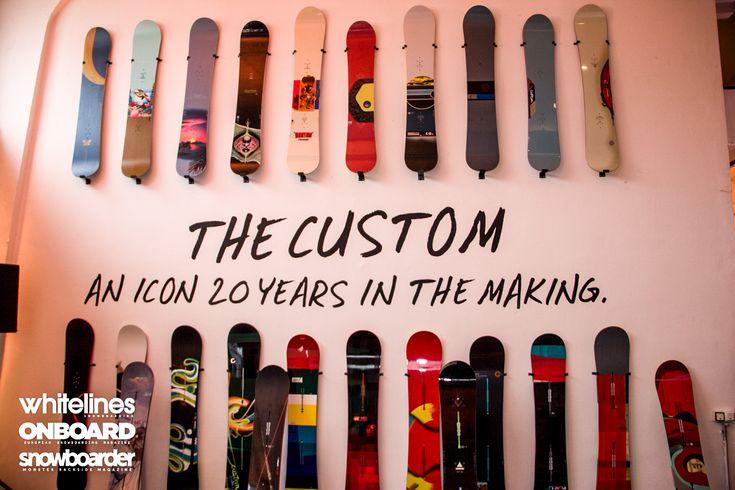 Intro | Burton Snowboards 2015 - 2016 Product Preview - ISPO 2015