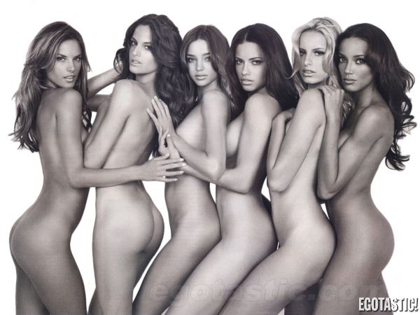 Model Groups Nude 103