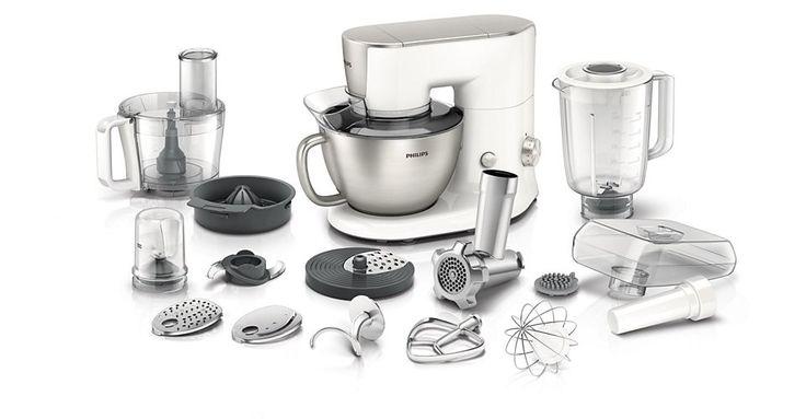 Jusqu'au 16 mars, tenez votre chance pour gagner le nouveau robot pâtissier de Philips !