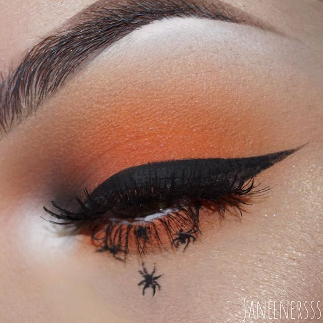 100 Sexy Halloween Makeup Looks That Are Creepy Yet Cute