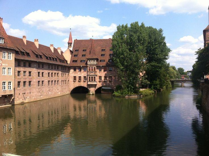 Nürnberg στην πόλη Bayern