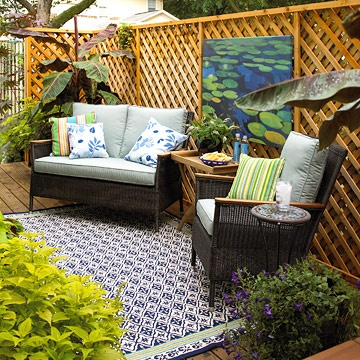 76 best images about patio privacy on pinterest decks for Canvas privacy screen outdoor