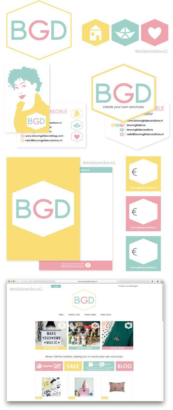 33 best identity design images on Pinterest | Brand identity ...