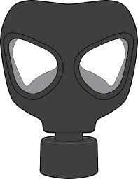 Image result for gas masks ww1 easy drawings