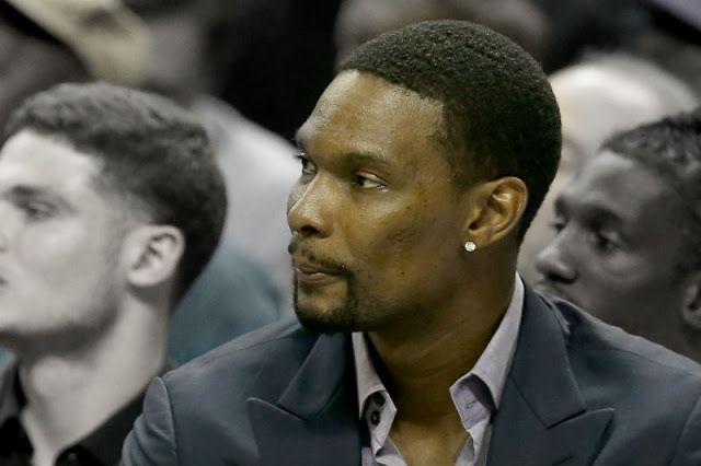 """Ira Winderman: """"Creo que Chris Bosh no volverá a jugar nunca al baloncesto"""""""