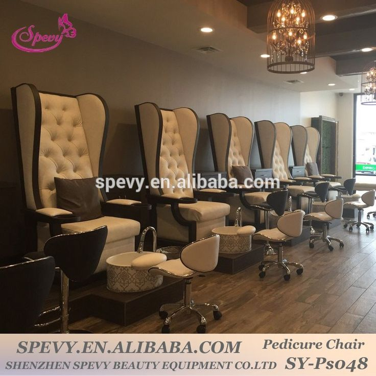 high back throne pedicure chair with ceramic bowl and jet form spevy.www.spevy.en.alibaba.com