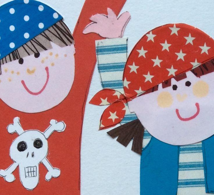 Pirate Party by Azalea Dalton