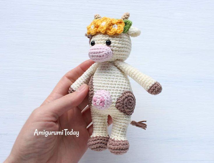 554 besten Free amigurumi patterns - Amigurumi Today Bilder auf ...