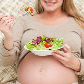 Menú para la semana 21 de embarazo