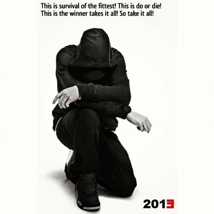 Eminem shoes in survival