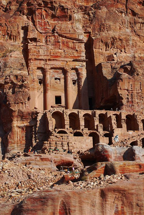 Petra - Jordan (von meunierd)