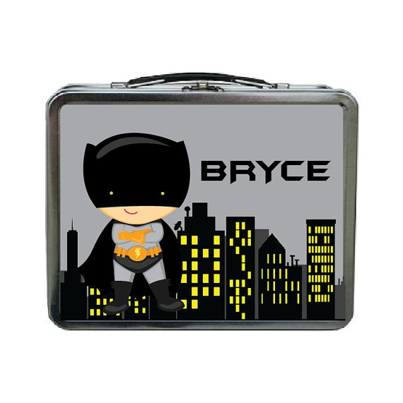 cool lunchbox for James