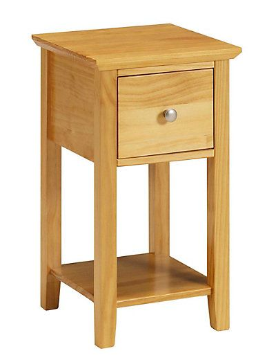 Hastings Natural Compact Bedside Chests | M&S
