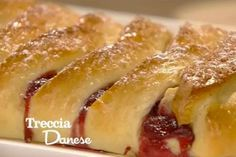Ricetta Treccia danese - I menù di Benedetta
