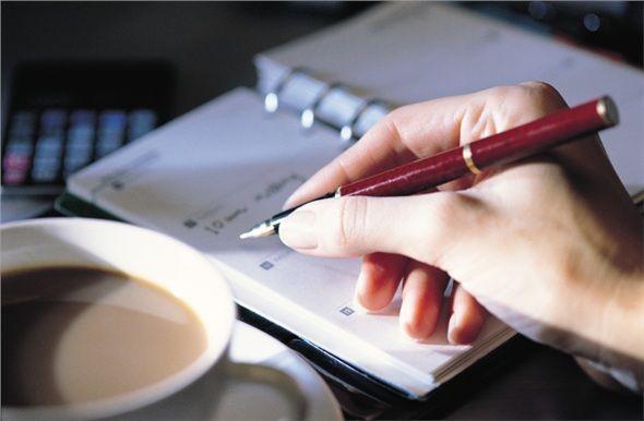 Bazı zamanlarda yeni bir haftaya başlarken, çalışmaya hangi işten başlayacağımıza karar veremeyiz. Bu sorunu yaşamamak için, yapılacak işlerin bir listesini çıkarabilirsiniz.