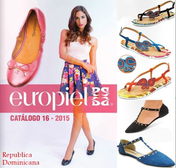 Europiel catalogo 16 2015 zapatos hogar y accesorios for Catalogo de accesorios