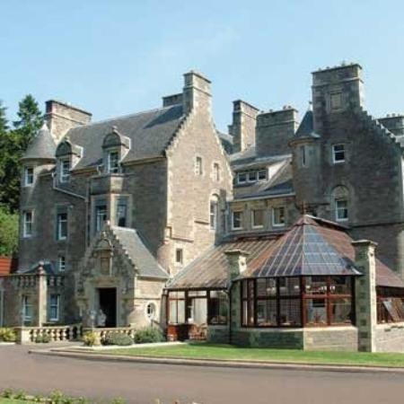 Cartland Bridge Hotel ༺✿༺ New Lanark, Scotland.