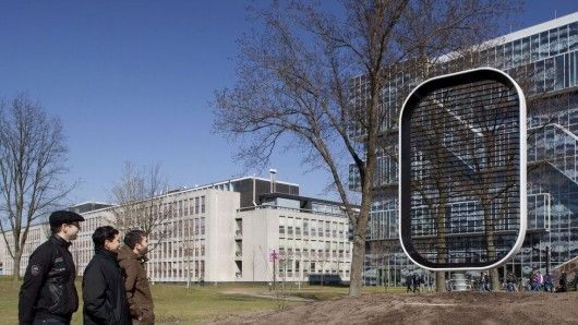 Dutch researchers have developed the EWICON, a bladeless windmill with no moving parts tha...