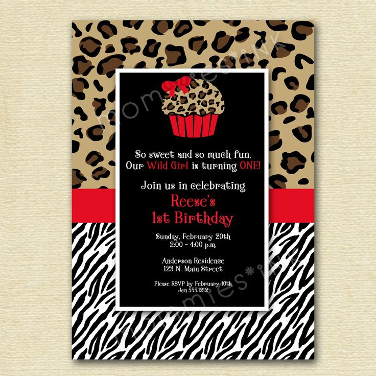 208 best girl birthday party invitations images on Pinterest | Girl ...