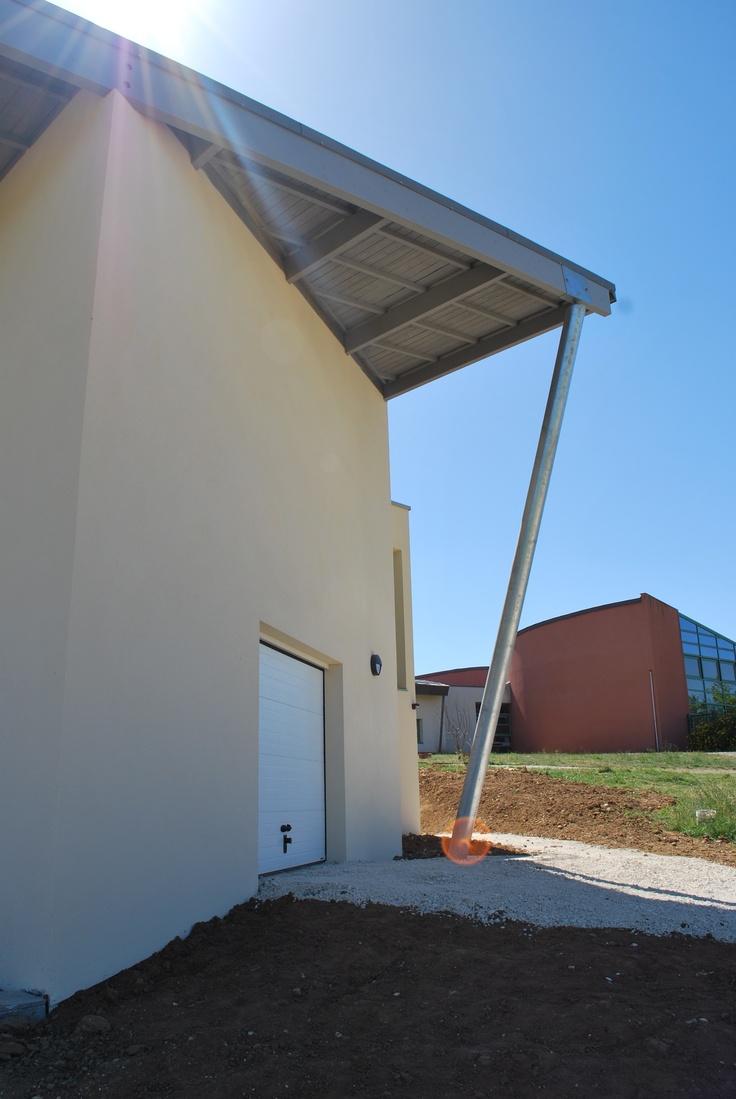 Extension d'un groupe scolaire - Cheillé (37) - 2008/2010
