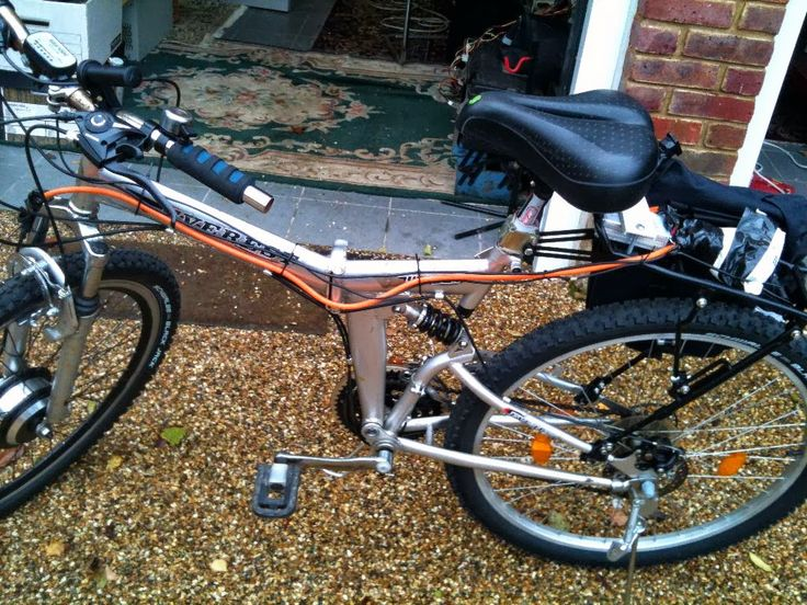 How to make a really cheap electric bike
