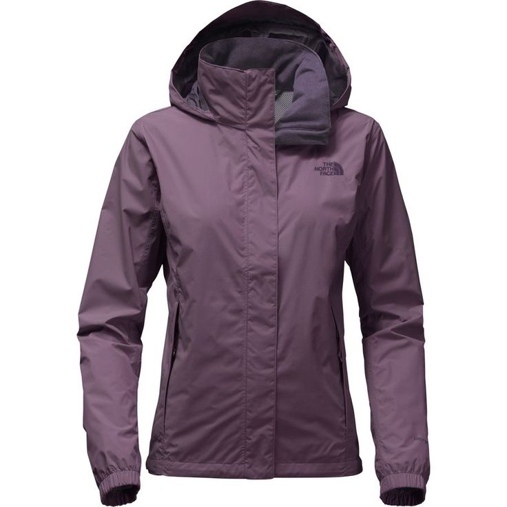 The North Face - Resolve 2 Hooded Jacket - Women's - Black Plum
