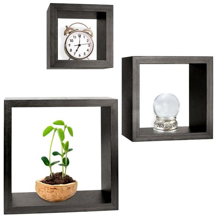 25 Best Floating Cube Shelves Ideas On Pinterest Easy Home Decorators Catalog Best Ideas of Home Decor and Design [homedecoratorscatalog.us]