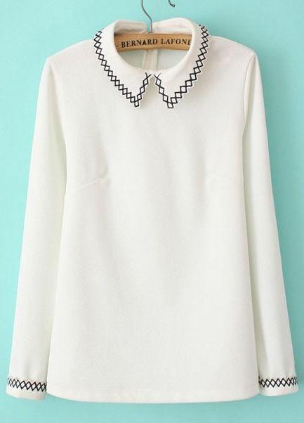 17 Best images about beautiful blouses on Pinterest | Lace, Oscar ...