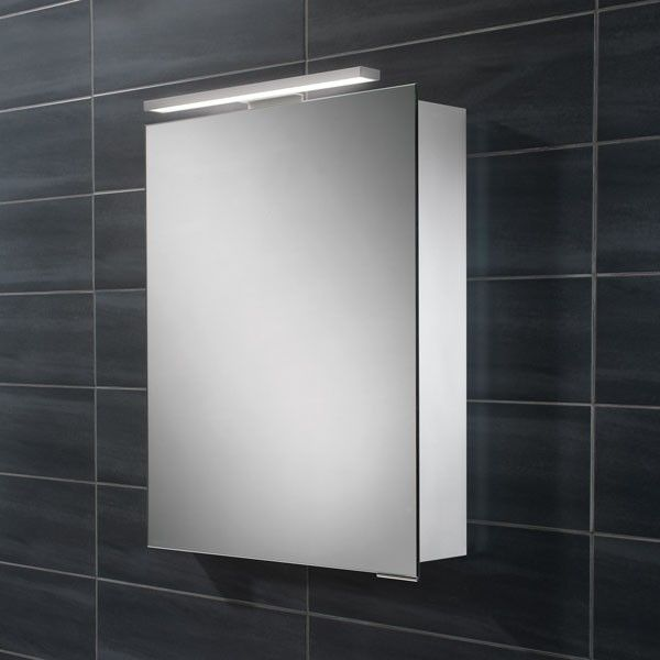 77 best bathroom cabinets images on pinterest bathroom furniture hib proton single door aluminium cabinet with low energy led overlight and double sided mirrored door w x h 44800 these simple but mozeypictures Image collections