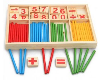 Counting Educational Sticks and Blocks //Price: $11.49 & FREE Shipping // #‎kid‬ ‪#‎kids‬ ‪#‎baby‬ ‪#‎babies‬ ‪#‎fun‬ ‪#‎cutebaby #babycare #momideas #babyrecipes  #toddler #kidscare #childcarelife #happychild #happybaby