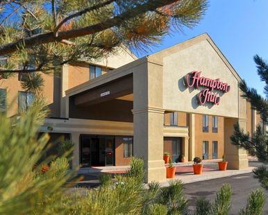 Hampton Inn Boulder/Louisville Hotel, CO - Hotel Exterior