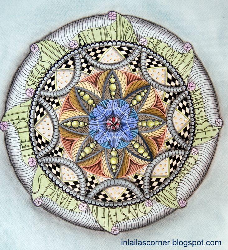 Mandala. Neocolors 2