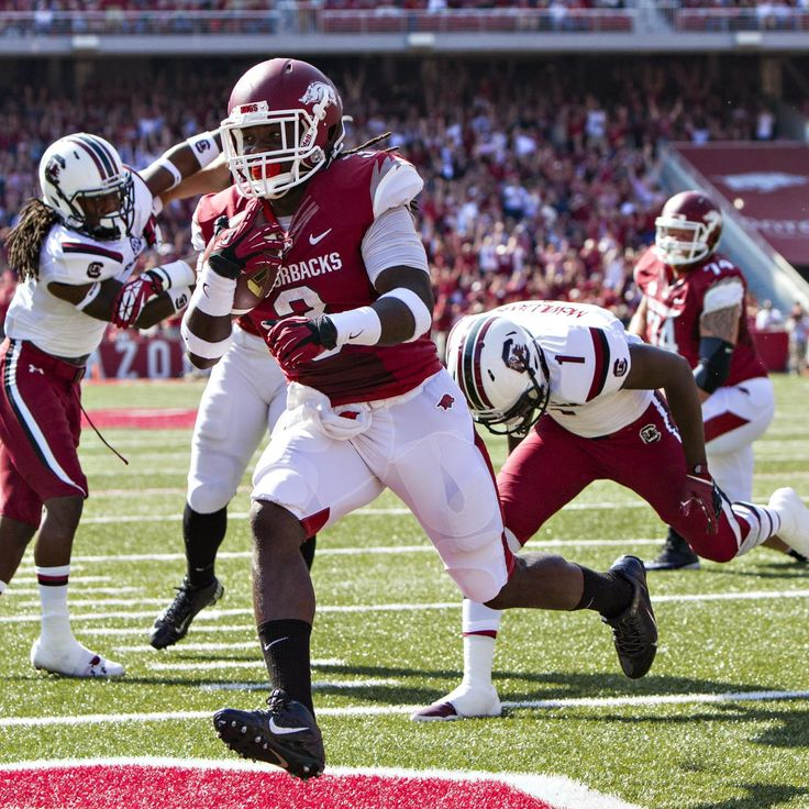 Arkansas Razorbacks Football News | The Latest Arkansas Razorbacks NCAA Football News | SportSpyder
