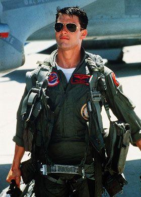 Tom Cruise in Top GunTom Cruises, Tomcruise, Topgun, Tops Guns, Mavericks, Aviators Sunglasses, Military Uniforms, Favorite Movie, Favorite Film