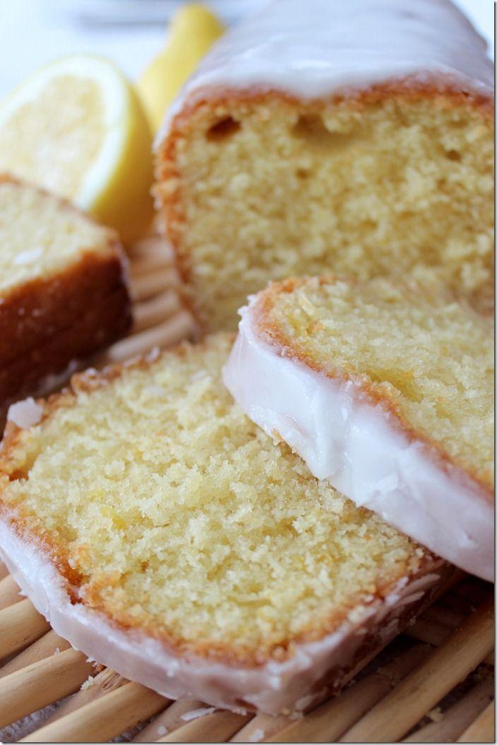 cake au citron super moelleux