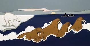Afbeeldingsresultaat voor walrus childrens book